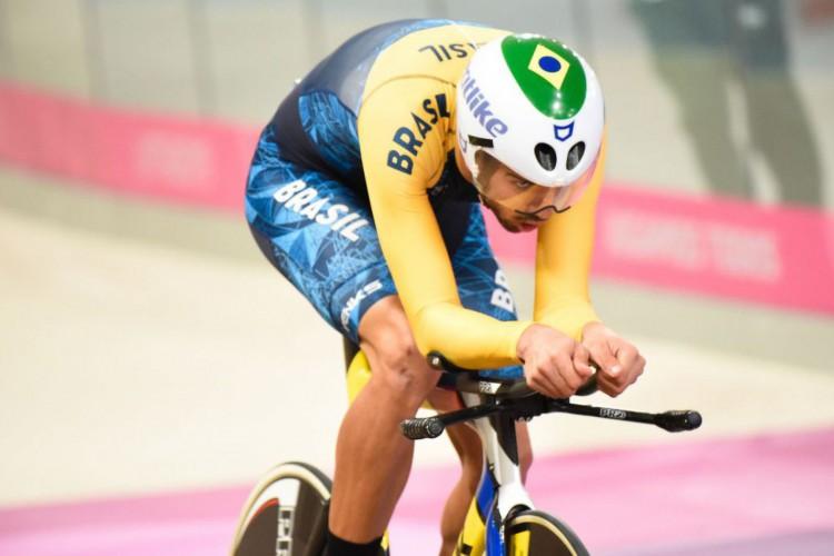 Paralimpíada: Lauro Chaman é bicampeão mundial no ciclismo de estrada (Foto: Saulo Cruz/EXEMPLUS/CPB)