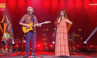 Gilberto Gil e Juliette se unem em live junina