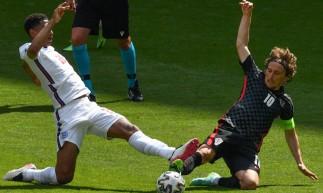 Inglaterra vence sua algoz da Copa do Mundo de 2018, a Croácia, na estreia das duas seleções pela Eurocopa