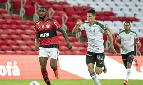 América-MG e Flamengo se enfrentam pela Série A do Brasileirão. Veja onde assistir ao vivo à transmissão e qual horário do jogo.