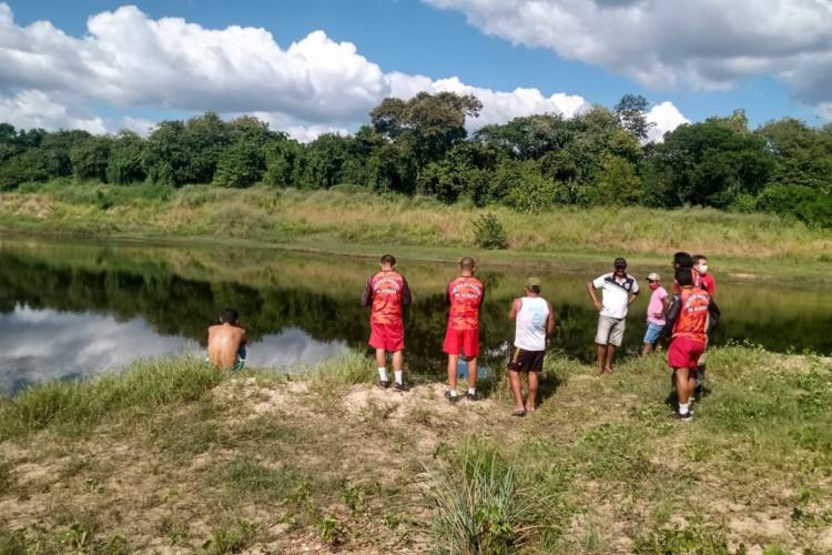 Três jovens morrem afogados no município de Barreiras  (Foto: Reprodução/CBMCE)