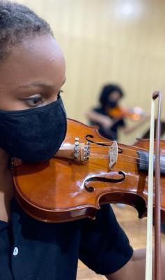 Orquestra Sinfônica Juvenil Chiquinha Gonzaga faz estreia na quarta-feira, 16 de junho