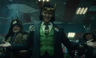 Loki (Tom Hiddleston) é o mais recente personagem da Marvel a sentar no divã