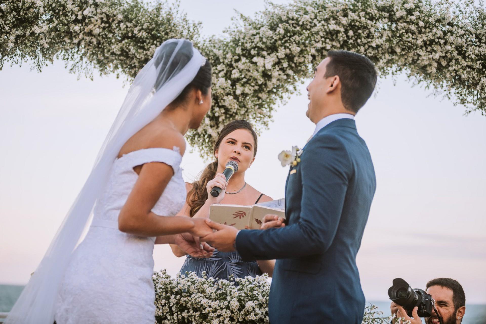 Na pandemia, tem sido vários os formatos das cerimônias: micro, online ou mesmo os chamados elopement (apenas os noivos e o celebrante)