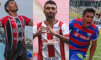 Trio nordestino composto por Fortaleza, Náutico e Ferroviário lideram a primeira, segunda e terceira divisão, respectivamente