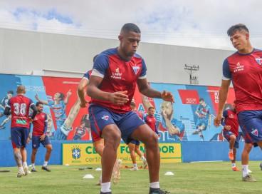 Zagueiro Marcelo Benevenuto não poderá atuar na Copa do Brasil contra o CRB