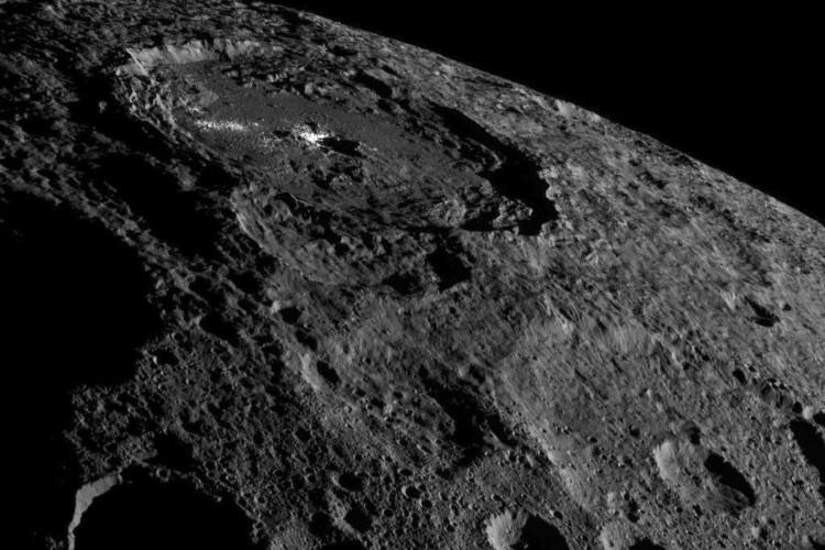 Projeto levará brasileiros à Lua (Foto: Reprodução Facebook Nasa)