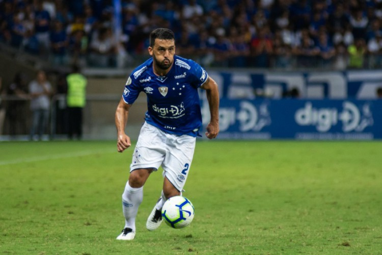 Edilson coloca Cruzeiro na Justiça (Foto: Bruno Haddad / Cruzeiro)