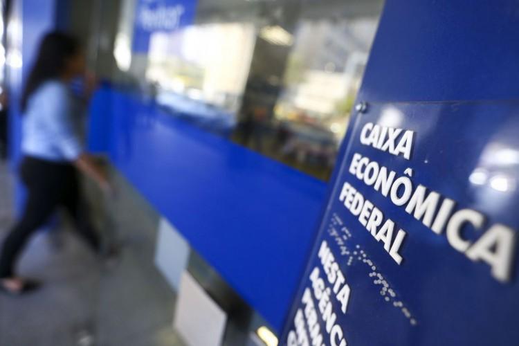 Caixa Econômica Federal inicia hoje (13) a liberação do saque de até R$ 500 em contas do Fundo de Garantia do Tempo de Serviço (FGTS). (Foto: Marcelo Camargo/Agência Brasil)