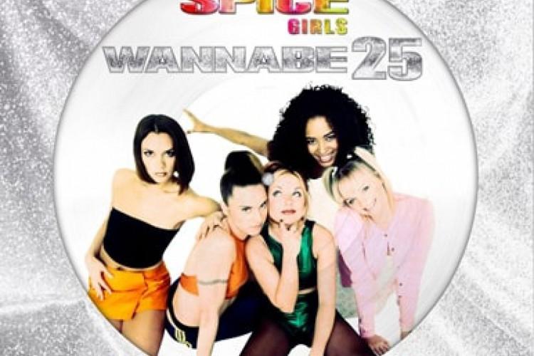 Spice Girls lança um EP com a versão original da faixa, além de uma música inédita do grupo (Foto: Divulgação)