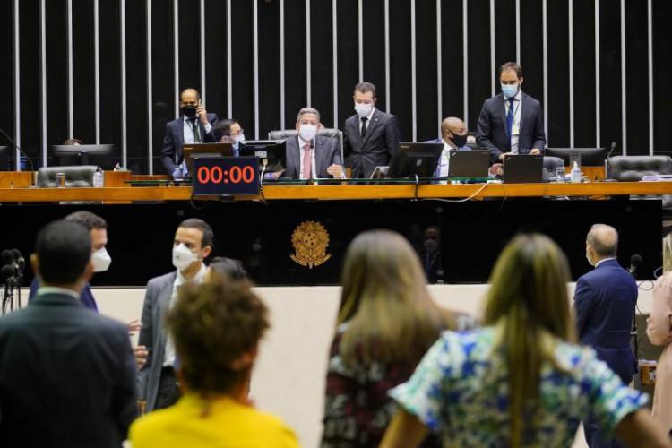 Deputados podem votar MP ainda nesta terça-feira (Foto: Pablo Valadares/Câmara dos Deputados  )