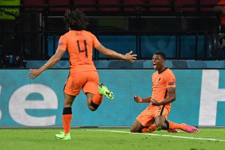 Holanda encara hoje a Áustria pela Eurocopa; veja onde assistir ao vivo à transmissão e horário do jogo (Foto: JOHN THYS / POOL / AFP)
