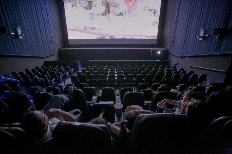 Reabertura dos cinemas em Fortaleza foi autorizada no decreto da semana passada (Foto: Aurelio Alves)