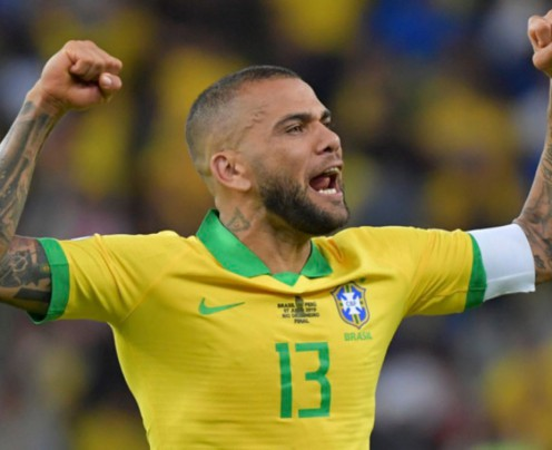 Com Daniel Alves e Pedro, seleção olímpica de futebol é convocada
