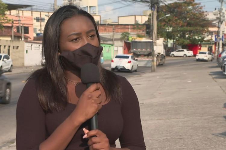 Empresária pretende processar loja e funcionário; gestor que a acusou de furto foi afastado da função (Foto: Reprodução/TV Globo)