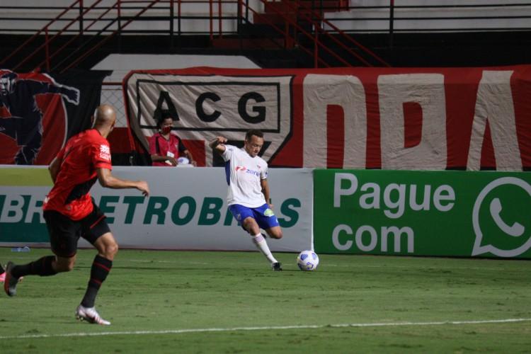 Atlético-GO e Fortaleza empataram pela quarta rodada da Série A  (Foto: Leonardo Moreira / Fortaleza EC)