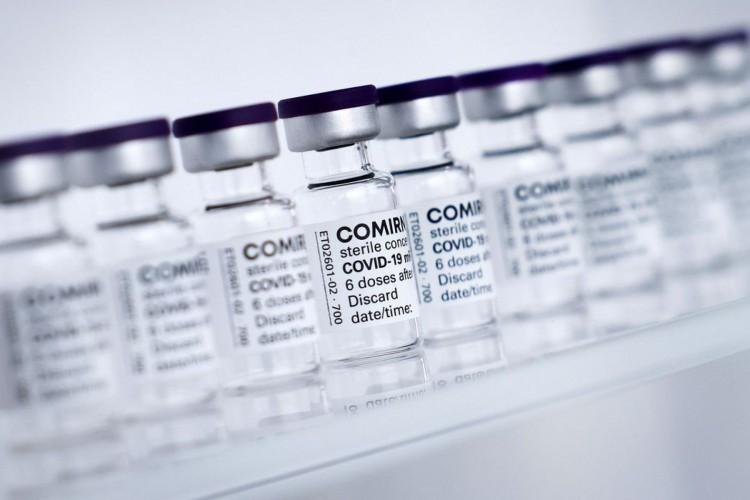 Com mais 936 mil doses, Pfizer completa entrega de vacinas da semana (Foto: )