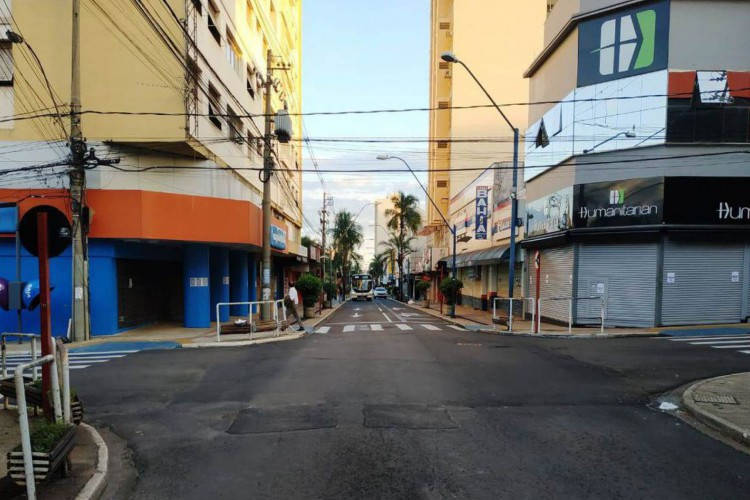 Com alta de casos de covid-19, Araraquara decreta novo lockdown (Foto: )