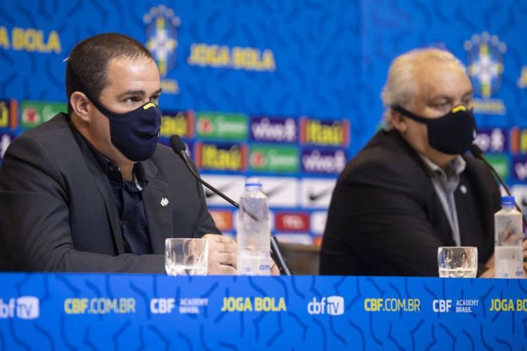 Com Daniel Alves, seleção olímpica de futebol é convocada para Tóquio (Foto: Lucas Figueiredo/CBF)