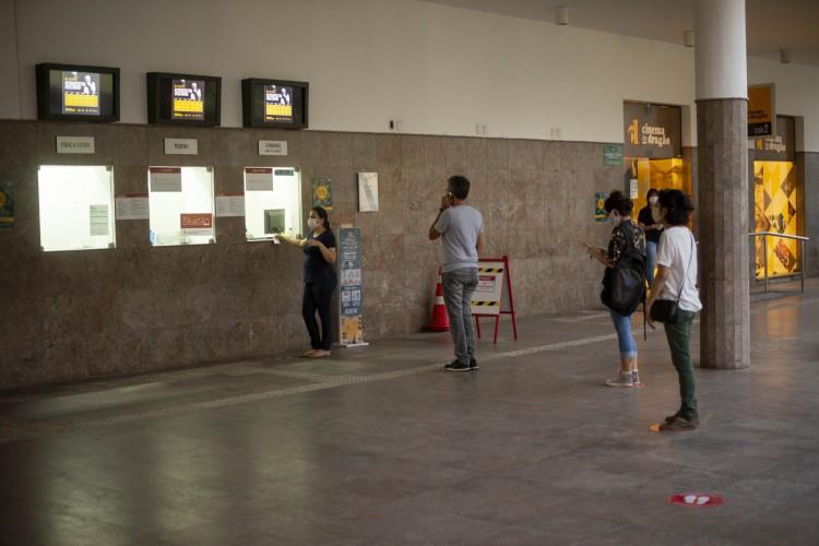 Cinema do Dragão exibirá 'Druk', 'Alvorada' e 'First Cow' (Foto: Luiz Alves)