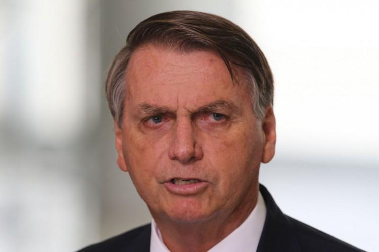 Jair Bolsonaro (sem partido) (Foto: /Agência Brasil)