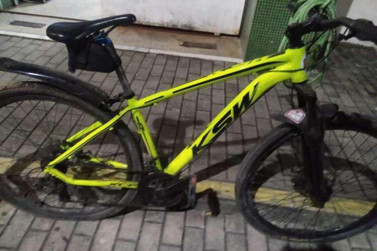 Suspeito de roubar bicicleta com arma falsa foi baleado por desconhecido, no bairro  José Walter (Foto: Divulgação/SSPDS)