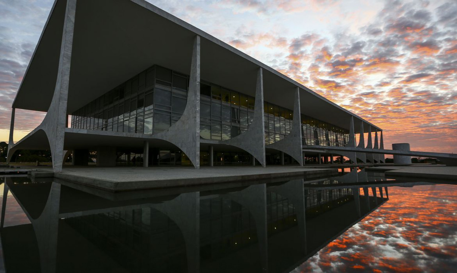 Palácio do Planalto. (Foto: Marcelo Camargo/Agência Brasil)