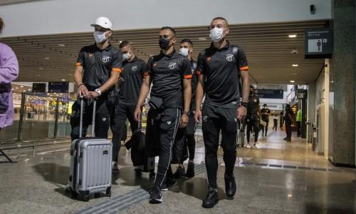 Delegação do Ceará retornará a Fortaleza junto com elenco do Bragantino, adversário na próxima rodada da Série A