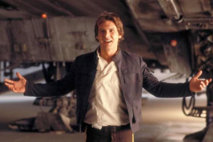 Harrison Ford já era conhecido por interpretar Han Solo em 'Star Wars'