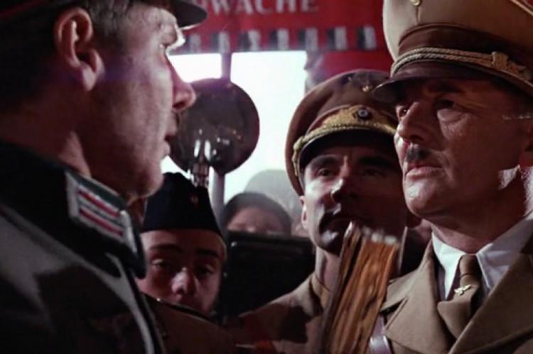 A ameaça em Indiana Jones personificada em Hitler