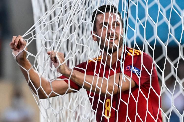 Espanha de Koke enfrenta hoje a Polônia; veja onde assistir ao vivo à transmissão e qual horário do jogo (Foto: PIERRE-PHILIPPE MARCOU / AFP)