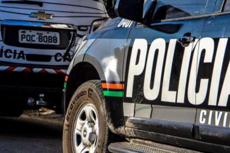 Operação foi realizada pela Polícia Civil nessa terça-feira, 6 de julho (Foto: Polícia Civil do Ceará)