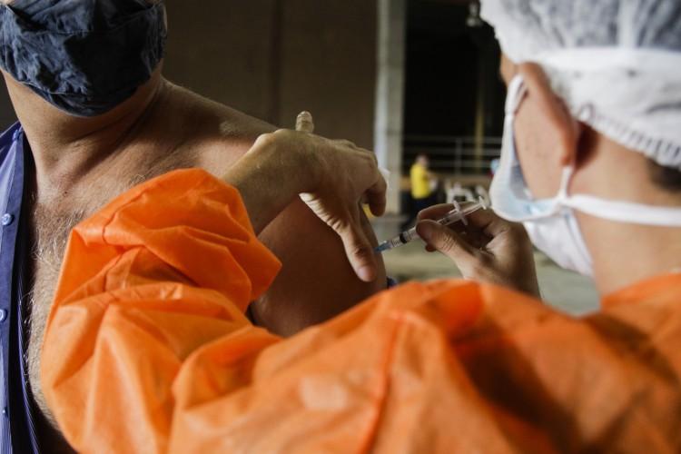 Vacina cubana possui 92% de eficácia contra a Covid-19 (Foto: Thais Mesquita)