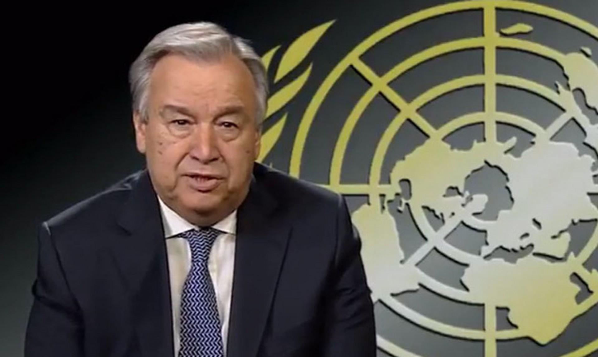 Secretário-geral da ONU inicia segundo mandato