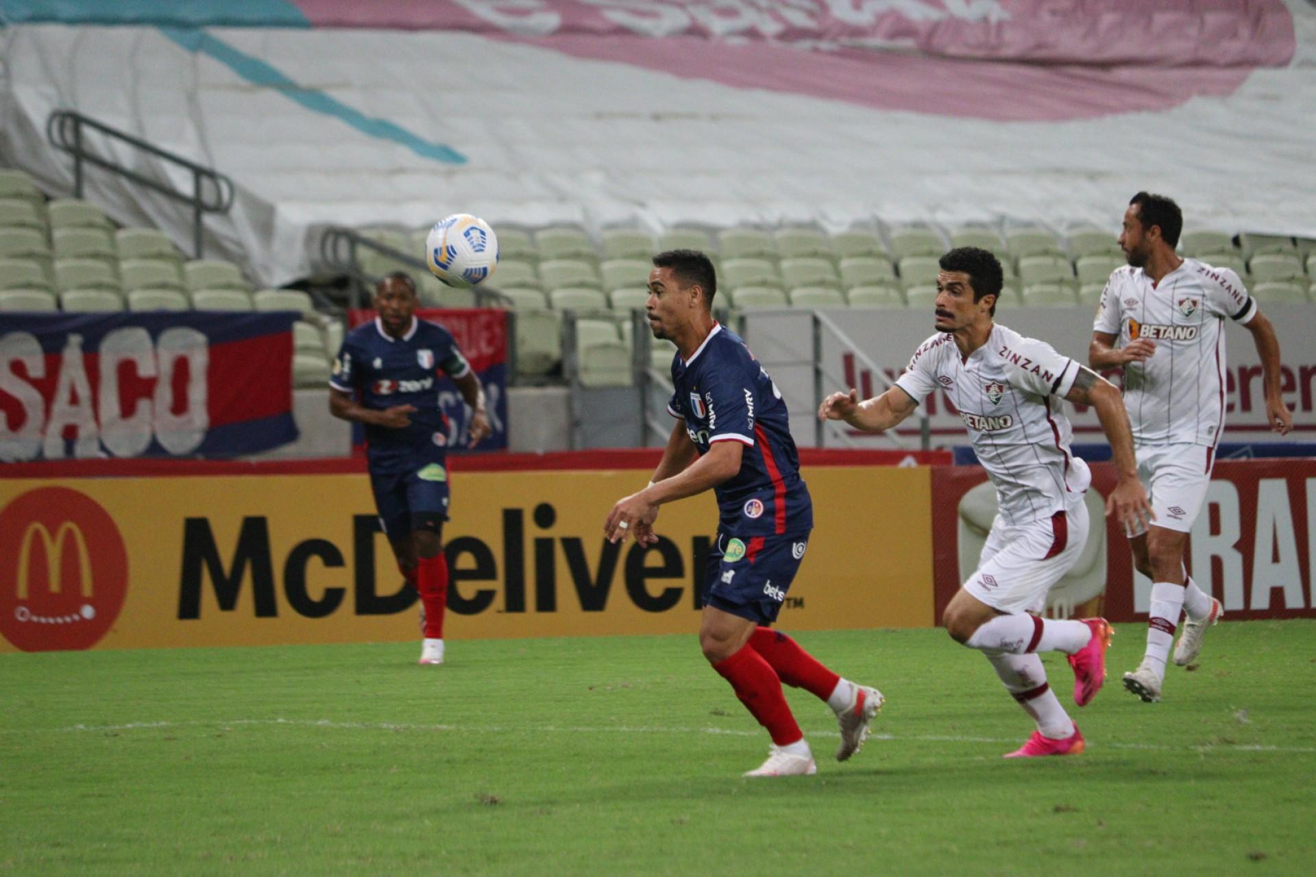 Fortaleza e Ceará só empatam em seus jogos na Série A