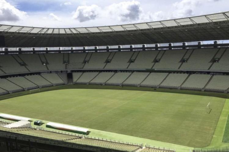 Fortaleza recebe Fluminense pela quinta rodada do Brasileiro (Foto: )