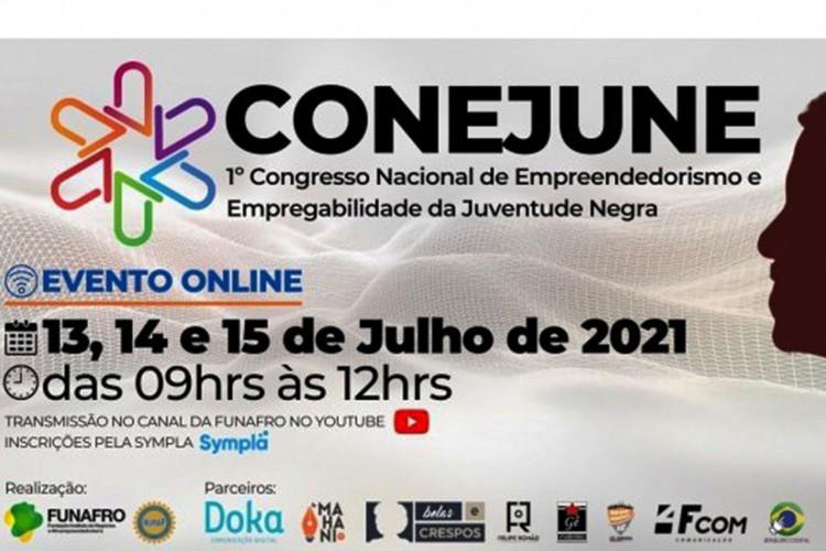I Congresso Nacional de Empreendedorismo e Empregabilidade da Juventude Negra | Online (Foto: I Congresso Nacional de Empreendedorismo e Empregabilidade da Juventude Negra | Online)