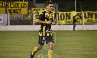 Valentín Depietri tem apenas 20 anos e joga na segunda divisão da argentina