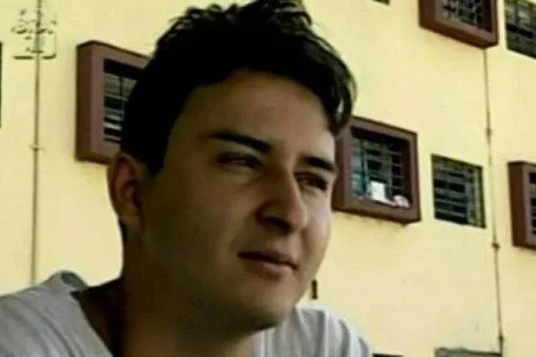 Leonardo Rodrigues Pareja ganhou fama de criminoso entre 1995 e 1996 (Foto: Reprodução)