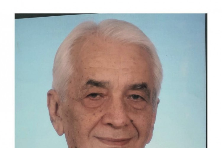 Júlio César Vieira morreu aos 90 anos devido a causas naturais  (Foto: Divulgação / Gerson Vieira)