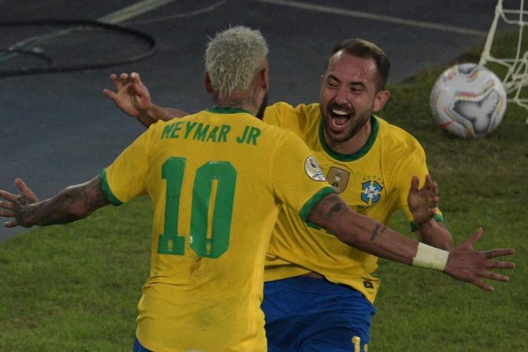 Brasil X Colombia Ao Vivo Onde Assistir A Transmissao Da Copa America Futebol Esportes O Povo