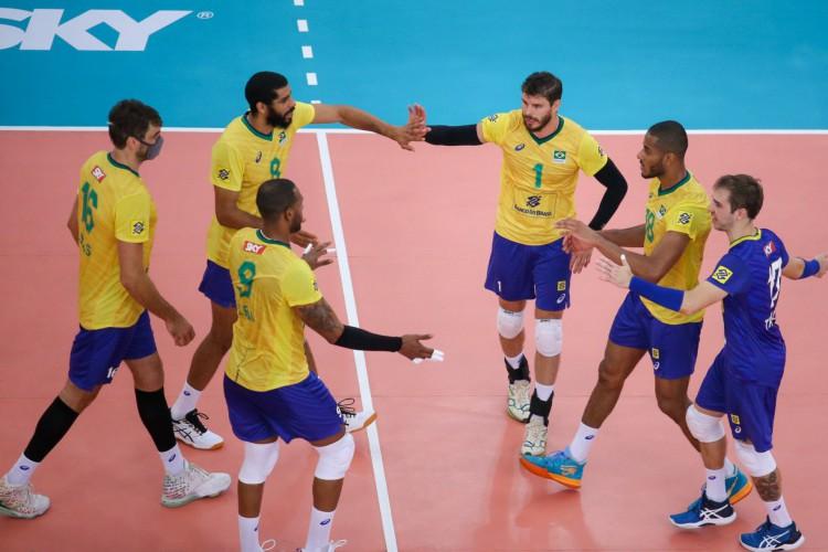 Dia 6 de Olimpíadas de Tóquio tem jogo do Brasil com a seleção masculina de vôlei: confira programação com chances de medalha para o País com horário e onde assistir ao vivo (Foto: Wander Roberto/Inovafoto/CBV)
