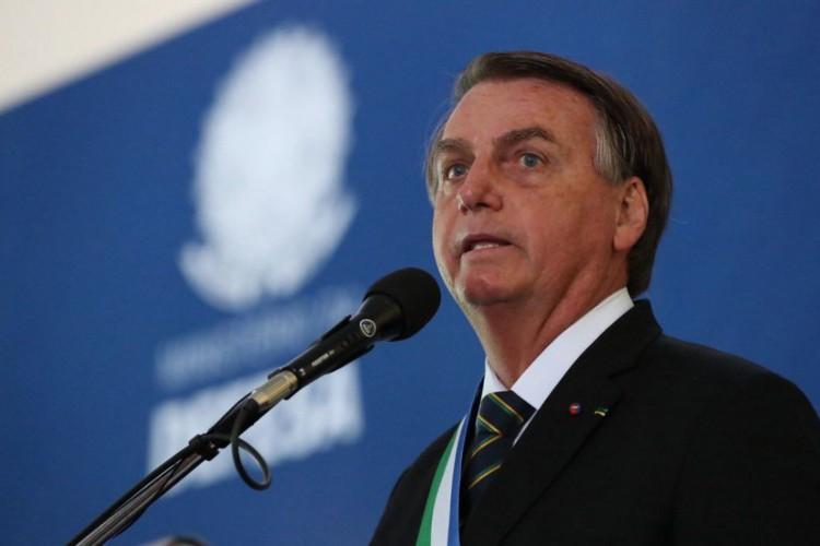 Rosa Weber autorizou abertura de inquérito para investigar o presidente Jair Bolsonaro por possível crime de prevaricação no caso da compra da vacina Covaxin (Foto: divulgação )