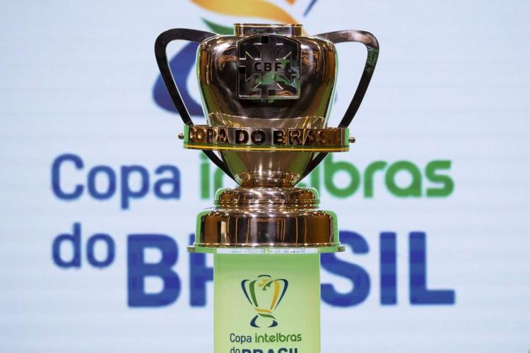 Sorteio define confrontos das oitavas de final da Copa do Brasil (Foto: Lucas Figueiredo/CBF)