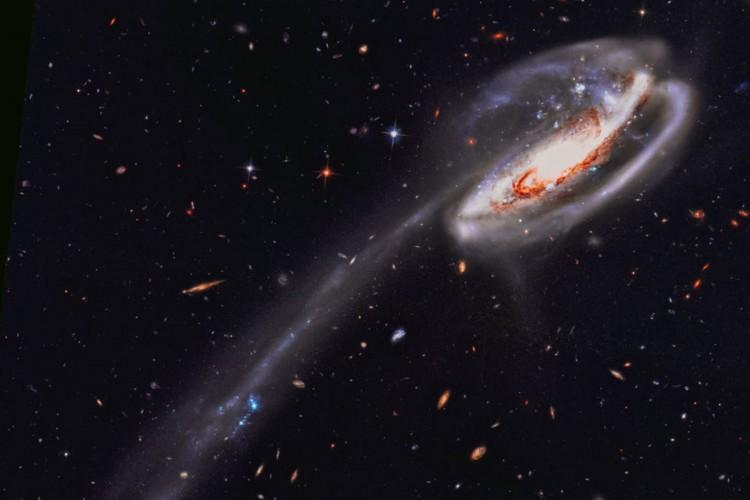 Veja o horóscopo de todos os signos do Zodíaco para este quarta, 23 de junho (23/06) (Foto: Hubble Legacy Archive/ ESA/ NASA)