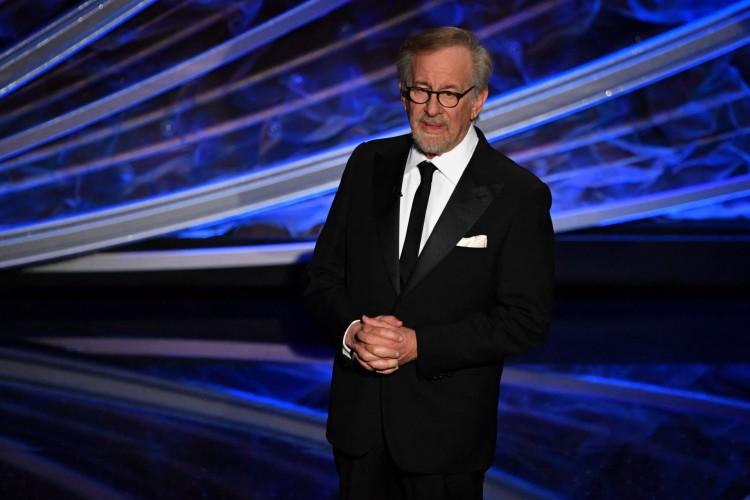 Steven Spielberg assina contrato com a Netflix para a produção de filmes (Foto: Mark RALSTON / AFP)
