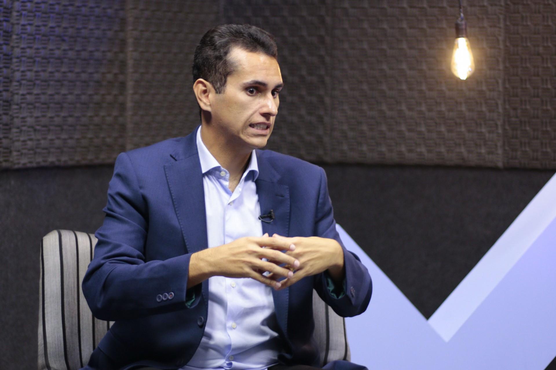 Deputado federal Domingos Neto, PSD