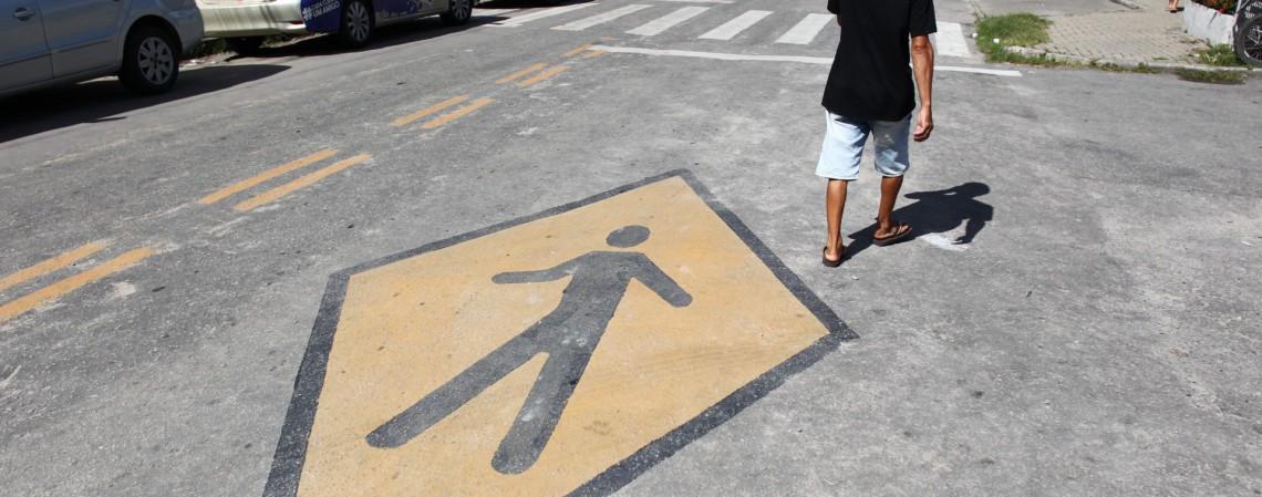 FORTALEZA,CE, BRASIL, 23.06.2021: Ã.rea de Trânsito Calmo no bairro Itaperi. Localizada na Rua Betel.   (Fotos: Fabio Lima/O POVO)