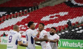 Fortaleza e Flamengo se enfrentaram na noite desta quarta-feira, 23, no Maracanã.