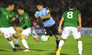 Bolívia e Uruguai se enfrentam pela Copa América na Arena Pantanal